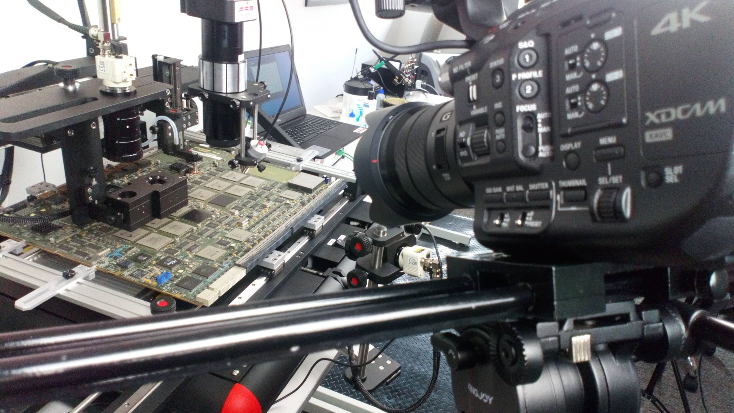 Futurist Media technical video production