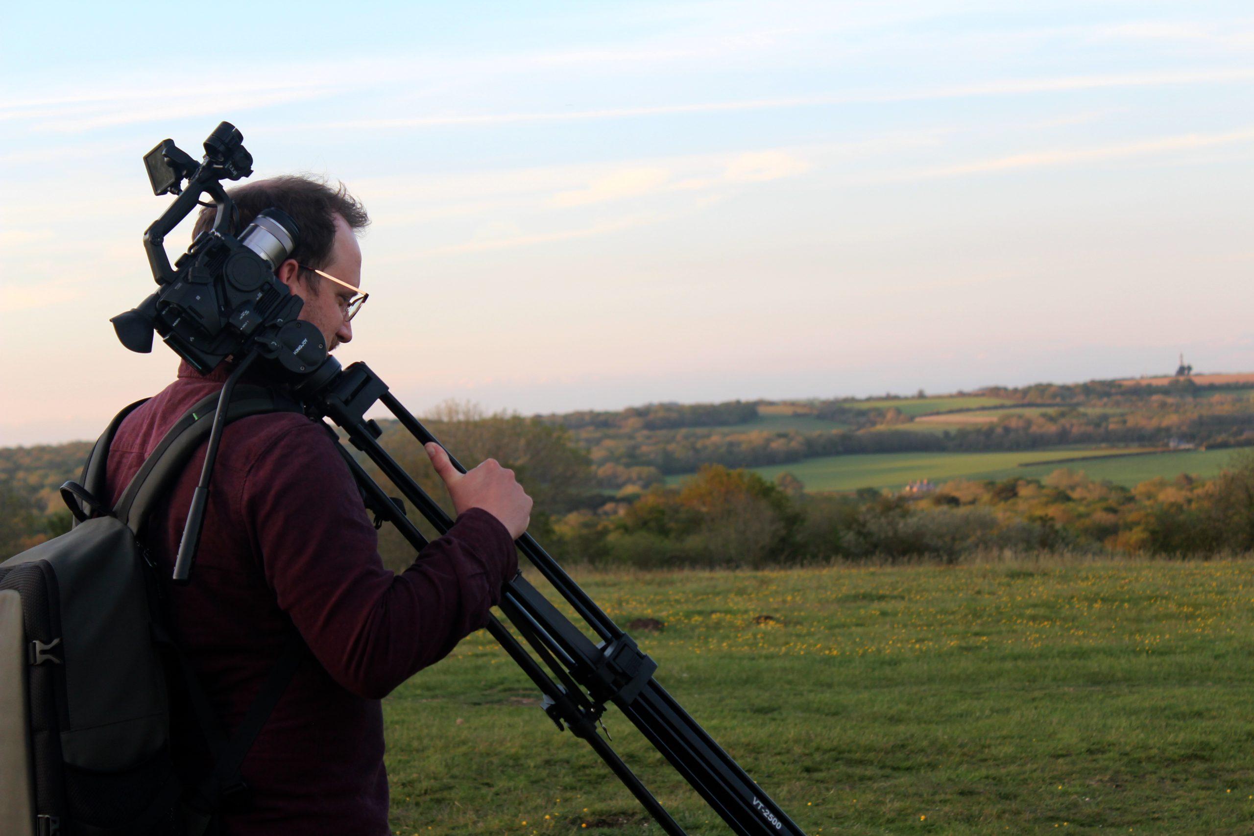Futurist Media Sussex video production Jon Rist