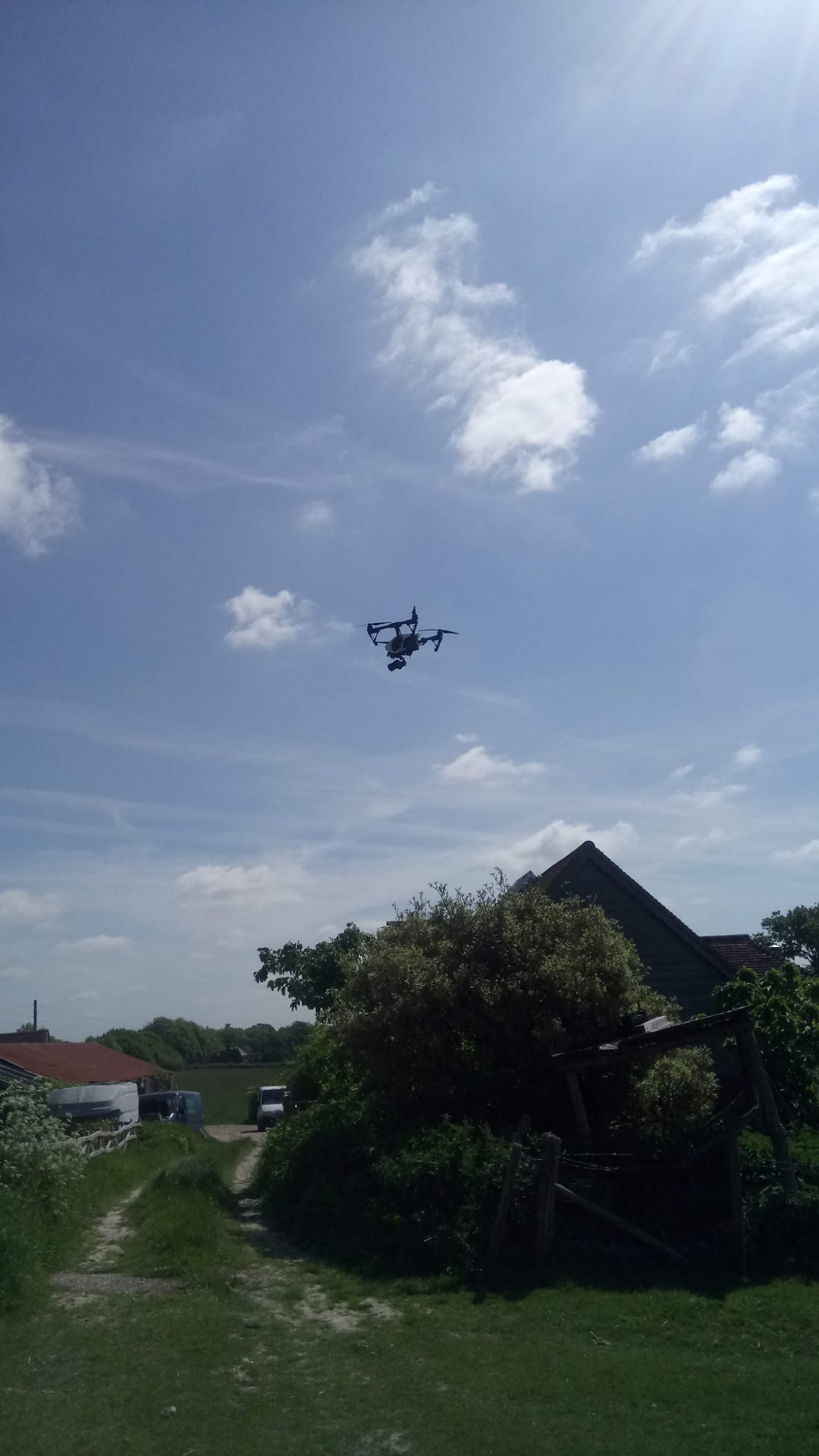 Futurist Media drone video production