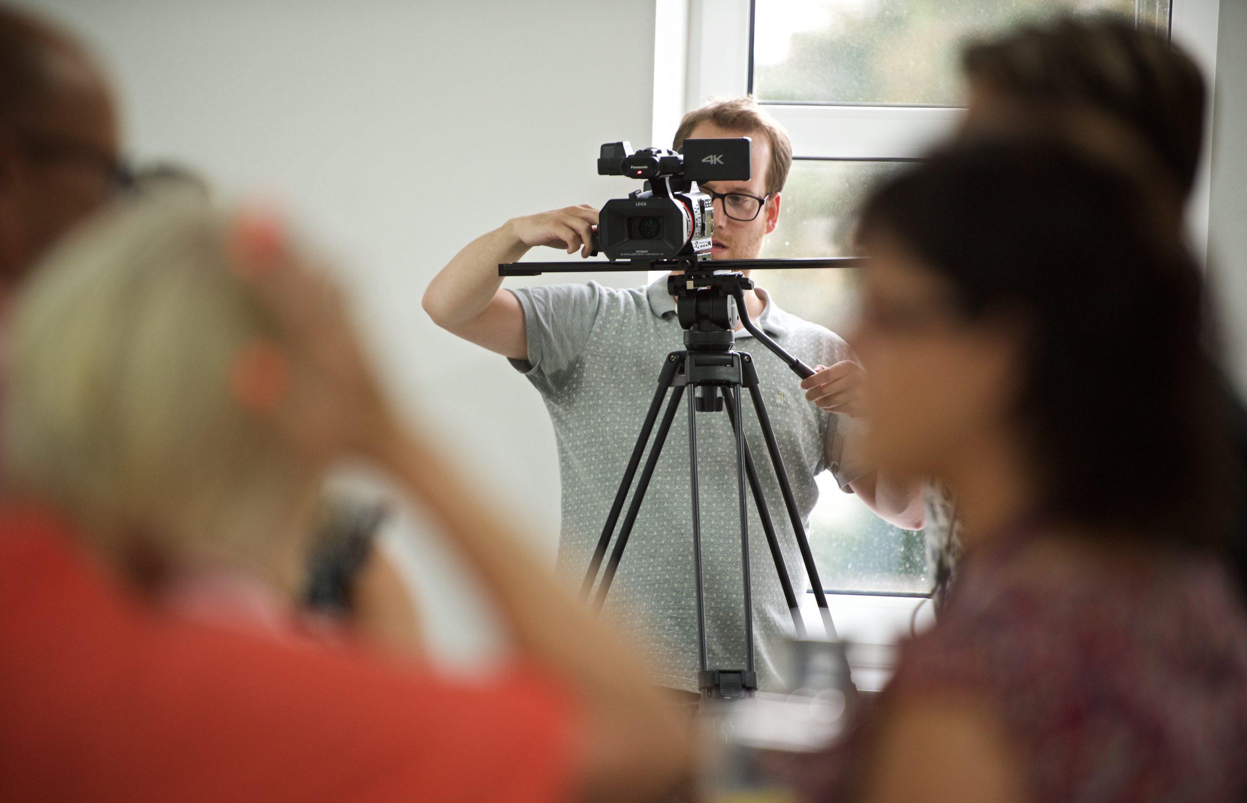 Futurist Media Events Videography